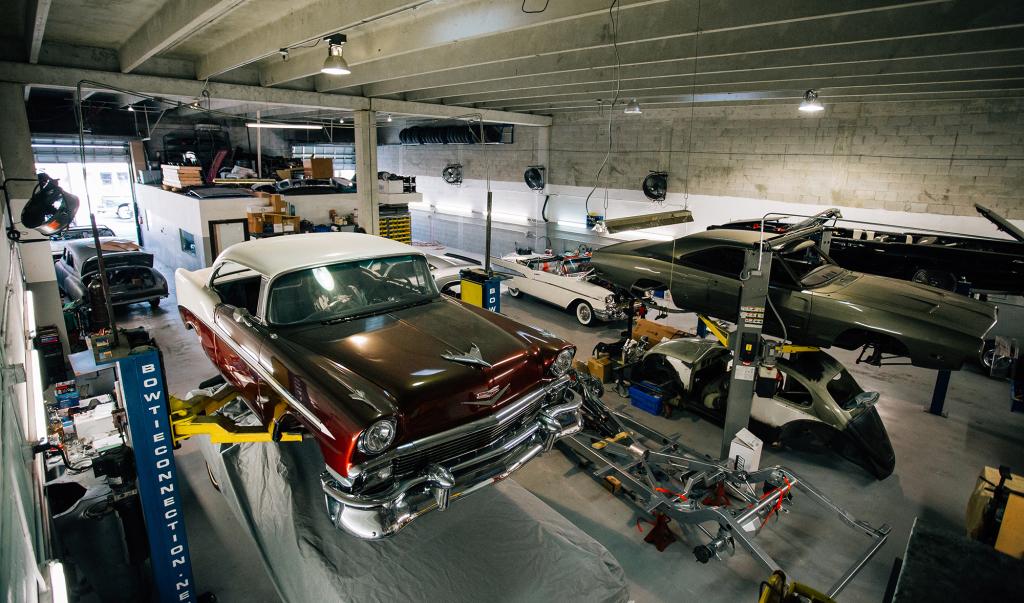 Bowtie Automotive Shop